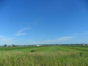Quebec countryside.