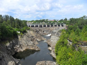 Grand Falls, NB.